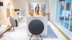bang u0026 olufsen u0027s new flagship store in melbourne is a sensory