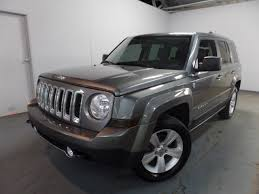 price of a jeep patriot 2012 jeep patriot limited 4wd for sale at axelrod auto outlet
