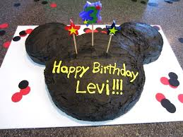 diy mickey mouse cake u2014 c bertha fashion mickey mouse cakes at
