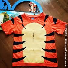 Sully Halloween Costume Adults Diy Tigger Shirt Costume Speaking Disney Disney