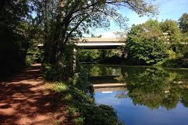 r aration canap file delaware and raritan canal towpath and interstate 287