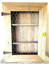 chicken wire cabinet door inserts wire cabinet doors cabinet cabinet door mounted wire spice rack
