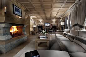 chalet tsuga has a ski in ski out location in courchevel 1850 and