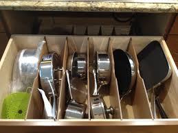 pots and pans drawer 65 awesome exterior with pot and pan storage