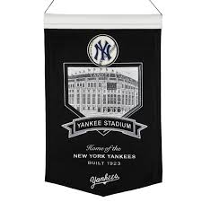 wss decor teams and themes sports mats and sporting home decor yankee stadium traditions