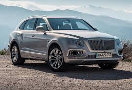 2017 bentley bentayga white 2017 bentley bentayga myautoworld com