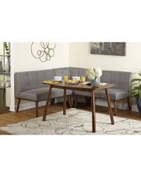 Nook Dining Room Table Great Deals On Simple Living 4 Playmate Nook Dining Set 4