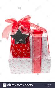 gift wrapped boxes gift wrapped boxes with a ribbon in a bow studio