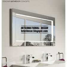 Battery Bathroom Mirror by Bathroom Mirrors Useful Tips For Choosing