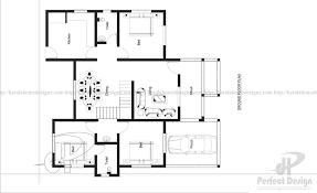 Ground Floor 3 Bedroom Plans 3 Bedroom Single Storey Budget House U2013 Kerala Home Design