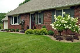 Front Lawn Garden Ideas 100 Landscaping Ideas For Front Yards And Backyards Planted Well