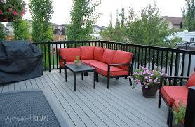 Backyard Deck Prices Backyard Renovation New Deck Reveal
