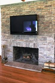 Cost Of Stone Fireplace by Stacked Stone Fireplace Cost U2014 Jburgh Homes Diy Stacked Stone