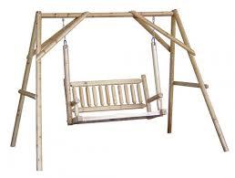 porch swing a frame plans free home design ideas