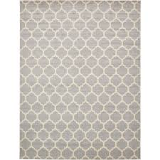 12 By 16 Area Rugs Unique Loom Trellis Light Gray 12 Ft 2 In X 16 Ft Area Rug