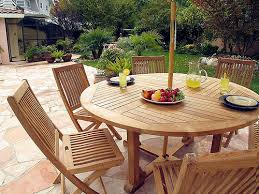 Teak Patio Dining Table Outdoor Teak Patio Furniture Patio Furniture Conversation Sets