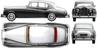 roll royce silver the blueprints com blueprints u003e cars u003e rolls royce u003e rolls royce