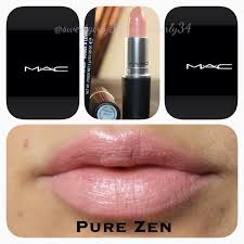 zen color 30 off mac cosmetics accessories mac authentic lipsticks pure