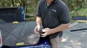 Ford Raptor Truck Bed Mat - bedrug installation ford f150 youtube