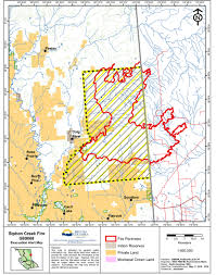 Wildfire Map Bc Wildfire Service Update May 18