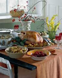 5 tips for a healthy thanksgiving from your baton