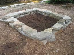 Backyard Raised Garden Ideas by Download Stones For Garden Beds Solidaria Garden