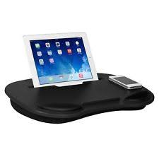 Lap Desk With Mouse Pad Laptop Desk For Lap Bed Couch Portable 17 Inch Computer Table Tray
