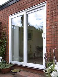 Upvc Patio Sliding Doors Upvc Patio Doors White Sliding Door Made To Measure 2300mm X
