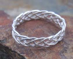 silver wire rings images 88 best mens ring images rings wire rings and wire jpg