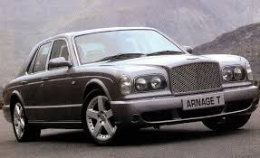2002 Bentley Arnage T Road Test U2013 Review U2013 Car And Driver