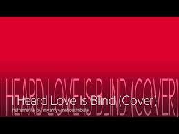 Amy Winehouse Love Is Blind I Heard Love Is Blind Amy Winehouse Lyrics Mp3 Download