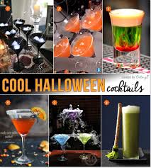 Easy Halloween Party Appetizers Cool Halloween Cocktails Ideas On How To Make Them Spookily Stunning