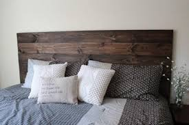 DIY How To Make Your Own Wood Headboard in 2018  Diy  Pinterest
