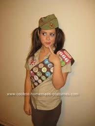 Crazy Woman Halloween Costume 25 Scout Costume Ideas Scout Movie Diy