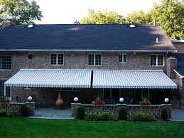 Deck Awnings Retractable Simple Retractable Deck Awnings Doherty House The Best