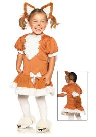 toddler furry fox costume halloween costumes