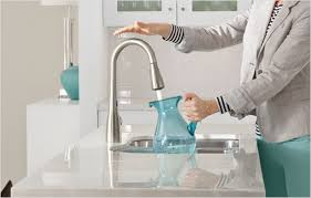motionsense kitchen faucet motion sense kitchen faucet playmaxlgc
