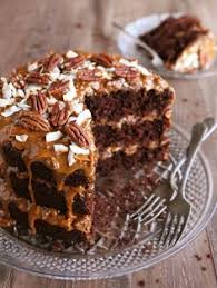 chocolate coffee layer cake from completelydelicious com best