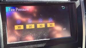 2007 toyota camry tire pressure light reset reset tire pressure warning light toyota camry www lightneasy net