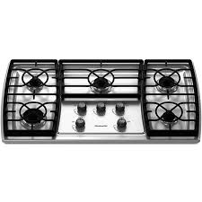 Gas Cooktop With Downdraft Vent Cooktops Cooking Appliances Home Appliances Kitchen