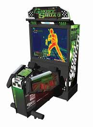 light gun arcade games for sale ghost squad deluxe video arcade amusement game sega arcade