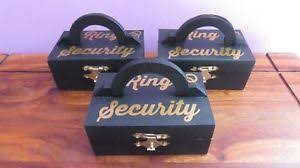 ring security wedding ring security box page boy wedding ring box comes with ring