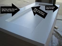 how do i get a smooth finish on kitchen cabinets how to get a smooth painted finish pink toes and power tools