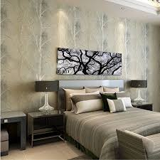 beibehang natural tree forest textured wallpaper roll wallcovering