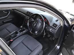 audi a4 2004 1 9 avant tdi 130 bhp 6 speed manual audi