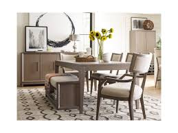 rachael ray home highline dining room group belfort furniture
