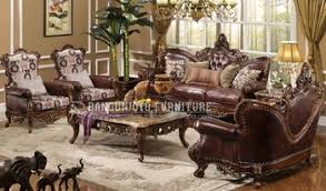 italian living room set wooden hand carved king sofa set luxury italian living room sofa set