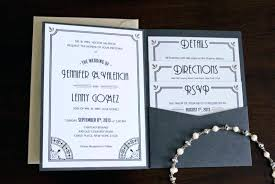 great gatsby wedding invitations great gatsby wedding invitations also wedding shower invitations