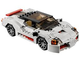 lego lamborghini car highway speedster 31006 creator 3 in 1 lego shop