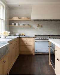 wood tone kitchen cabinets tips for mixing wood tones in your home nadine stay